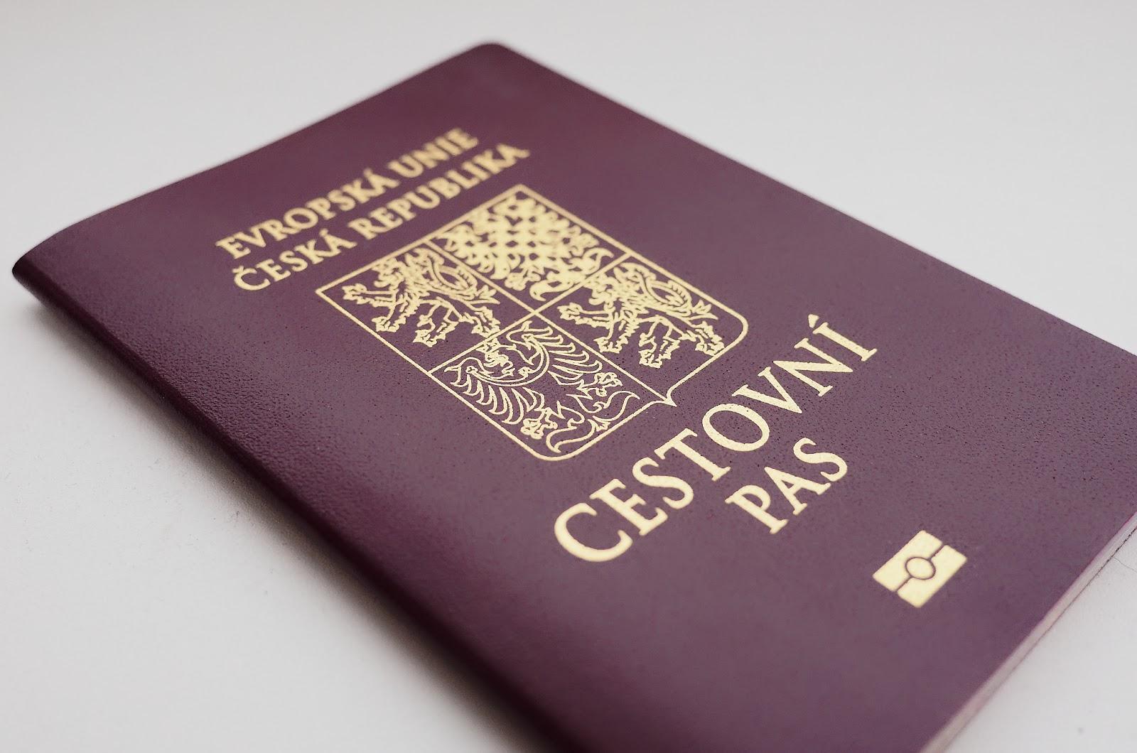 Kopie cestovních dokladů pomohou v nepříjemných situacích