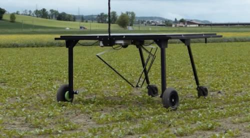 Il robot dell'ecoRobotix