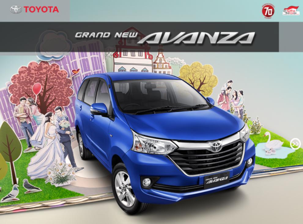 Harga Grand New Avanza Surabaya Bodykit All Yaris Trd Toyota Agustus 2017 Hub 082234595071