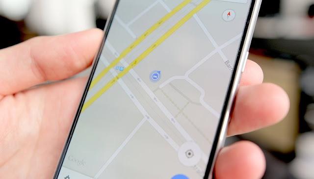 Cara Mematikan Pelacakan Lokasi di Android
