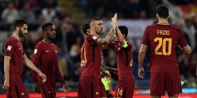 AS Roma Pantang Kebobolan di Anfield