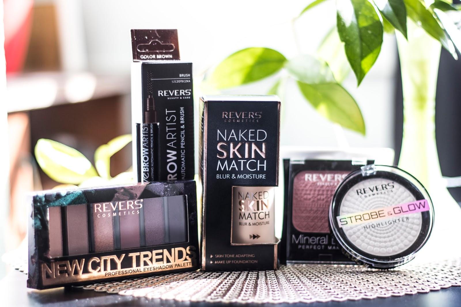 Kosmetyki Revers - sprawdźmy jak się spisują!