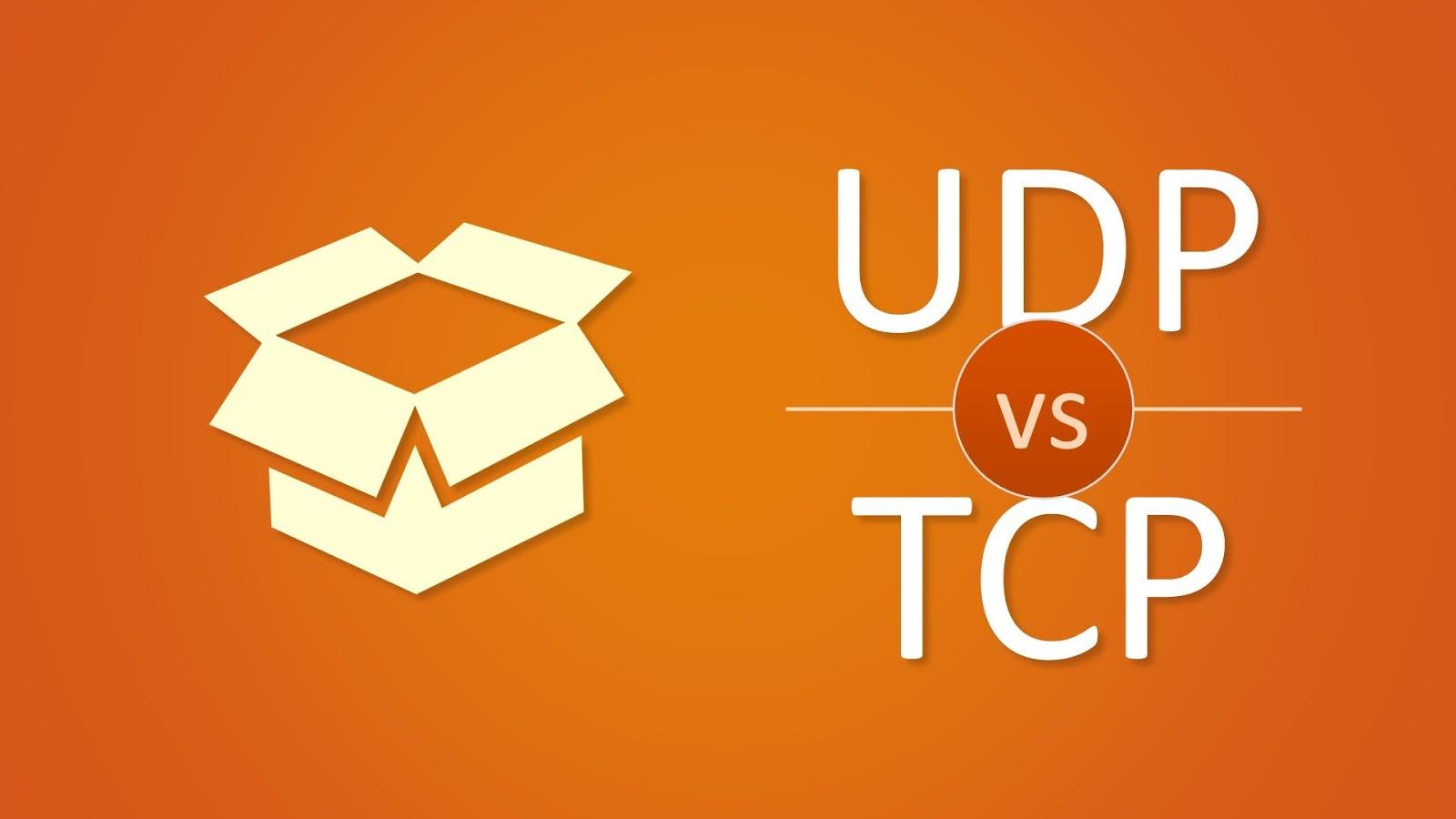 LINK 4 SECURE NETWORK: TCP VS UDP