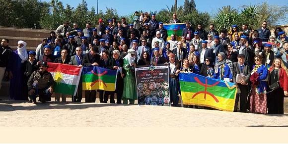 امازيغ العالم amazigh monde