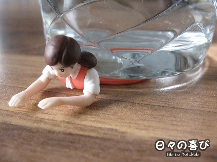 Figurine sous-verre Sokoko