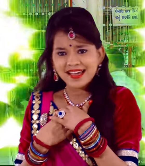 Shital Thakor Image Photo Download
