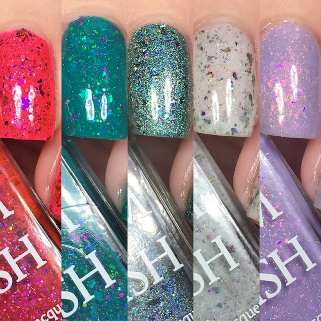 Glam Polish Mermaid Tails