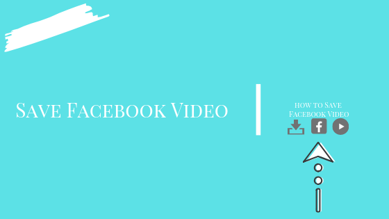 How Do You Save A Video On Facebook<br/>