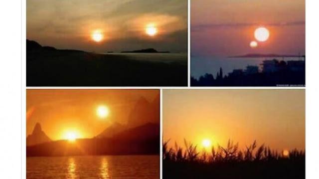 Broadcast Matahari Kembar Muncul di Amerika dan Kanada Ternyata Hoax