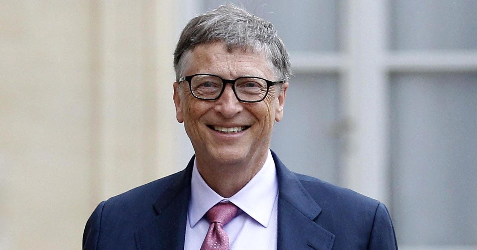 Inilah Cara Liburan Bill Gates Yang Menyehatkan