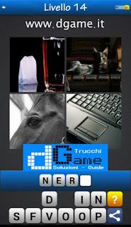 PACCHETTO 4 Soluzioni Trova la Parola - Foto Quiz soluzione livello 14
