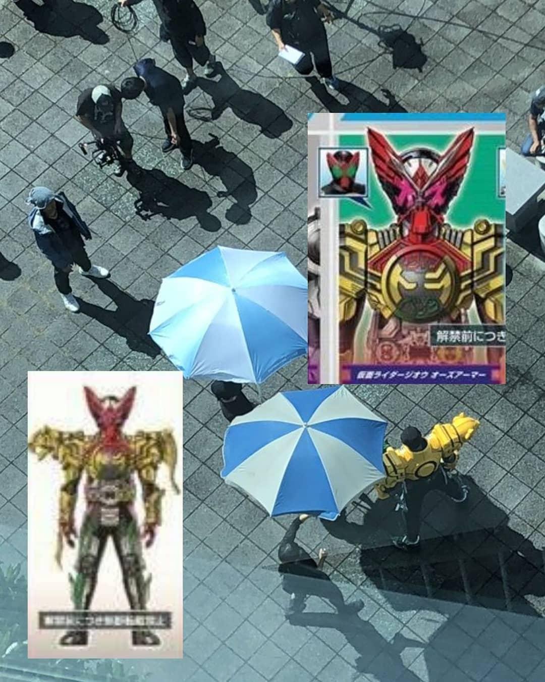 Harits Tokusatsu   Blog Tokusatsu Indonesia: Kamen Rider Zi-O: OOO