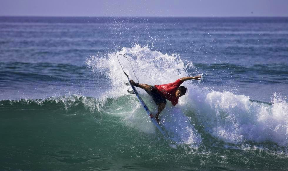 Los Cabos Open Of Surf Peterson Crisanto
