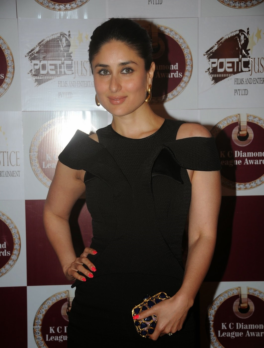 Glamorous Kareena Kapoor Hot Photos In Black Dress