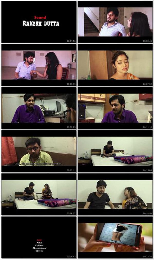 Bad Story 2018 ORG Hindi Short Film HDRip 480p 250MB 7
