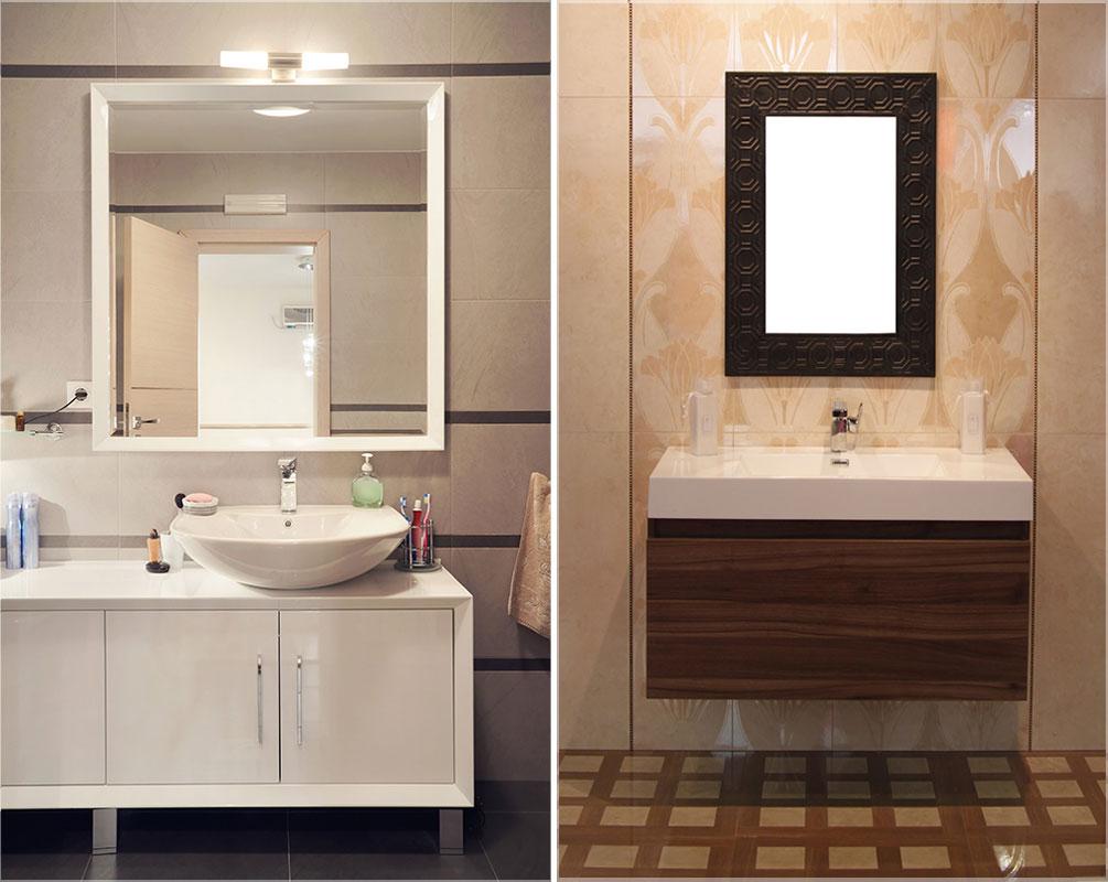 30 Model Cermin Hias Dinding Minimalis Modern Terbaru 2018 ...