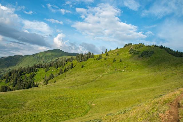 Almwanderung zur Hochkaseralm  Wandern Hochkönig  Wanderung SalzburgerLand 05