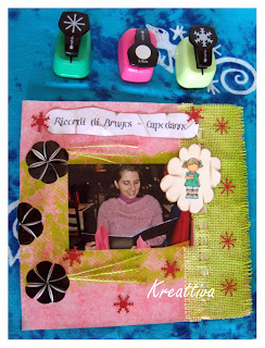 pagina in scrapbooking