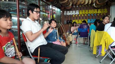 dạy thổi sáo trúc tại cần thơ miễn phí