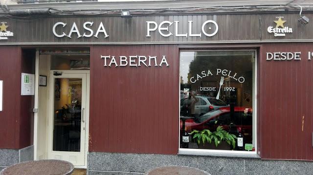 Casa Pello, fachada - Tusolovive Madrid