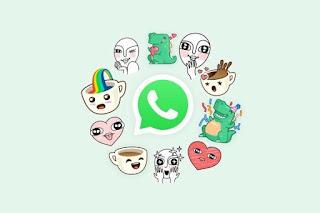 Cara Membuat Stiker Whatsapp Sendiri Dengan Mudah
