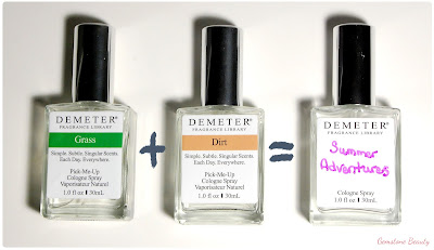Demeter Foolproof Blending Duo Grass and Dirt