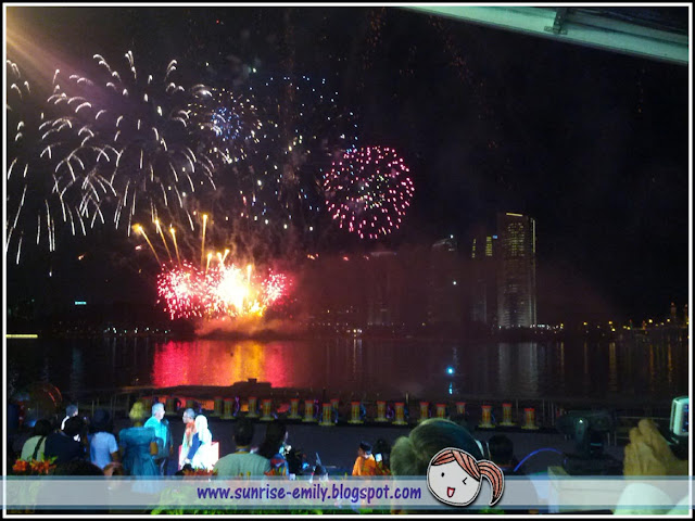 Magic of the Night 2015 @ Marina Putrajaya