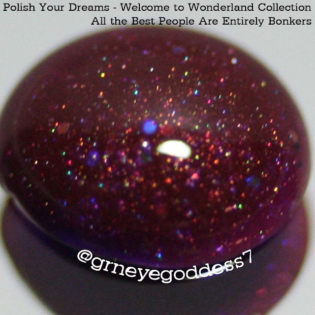 Polish Your Dreams All The Best People Are Entirely Bonkers