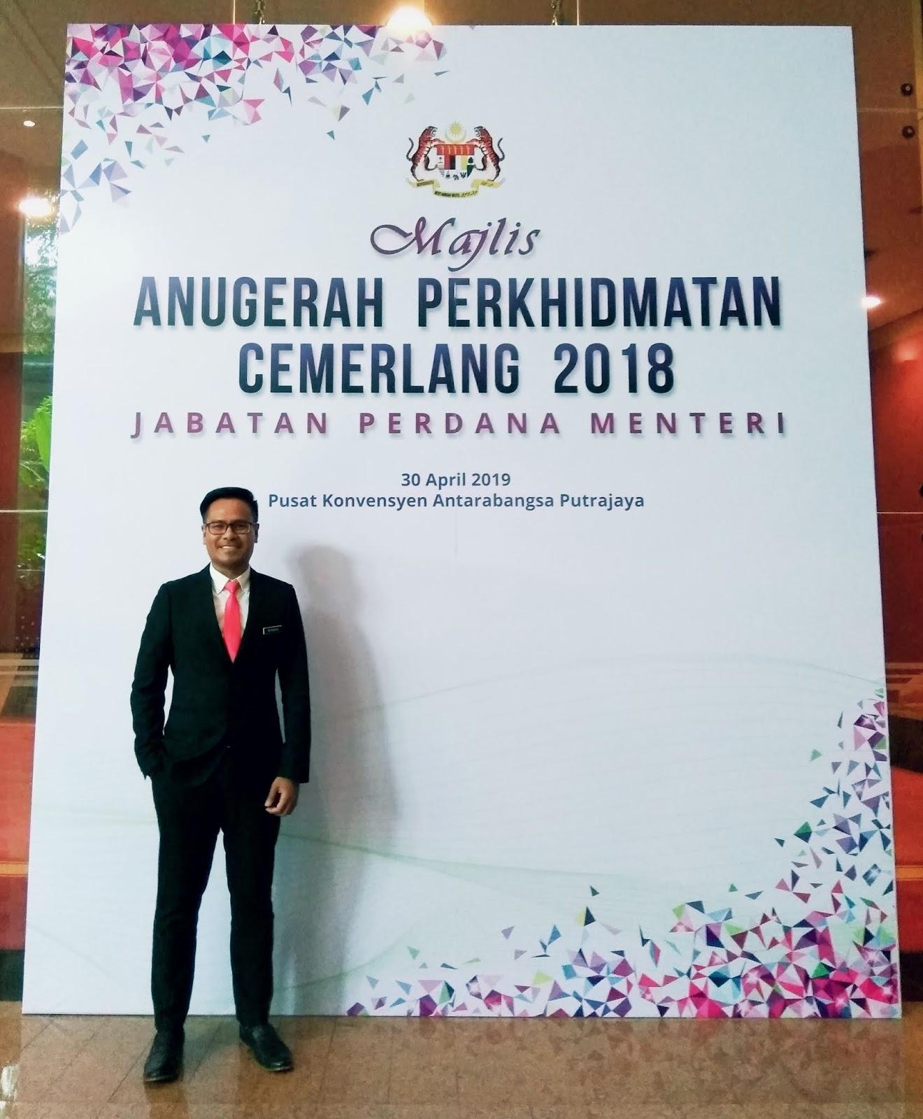 Cerita Merepek Meraban Majlis Anugerah Perkhidmatan Cemerlang Apc 2018 Jabatan Perdana Menteri