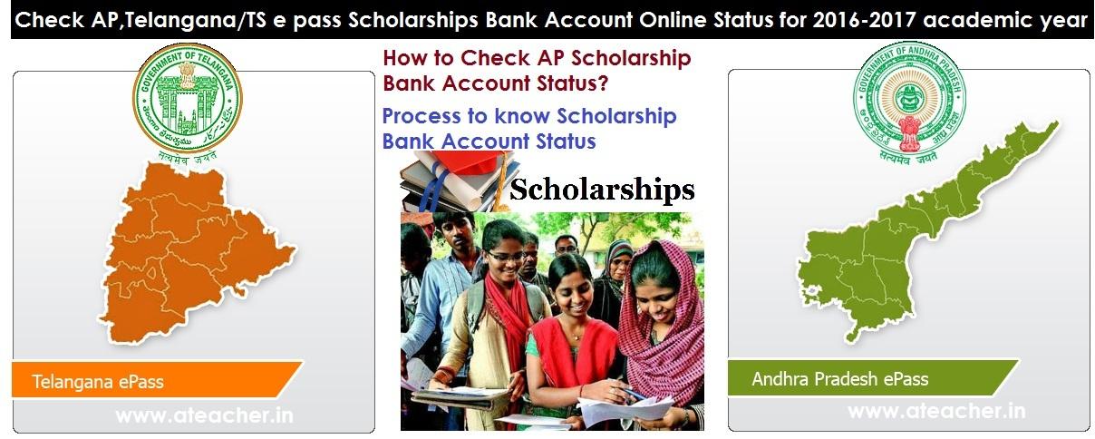 Check-AP-Telangana-TS-epass-Scholarships-Bank-Account-Online-Status-2017