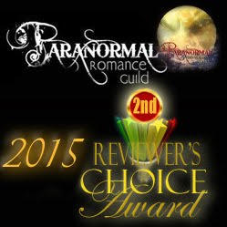 2nd in Best Urban Fantasy Novel