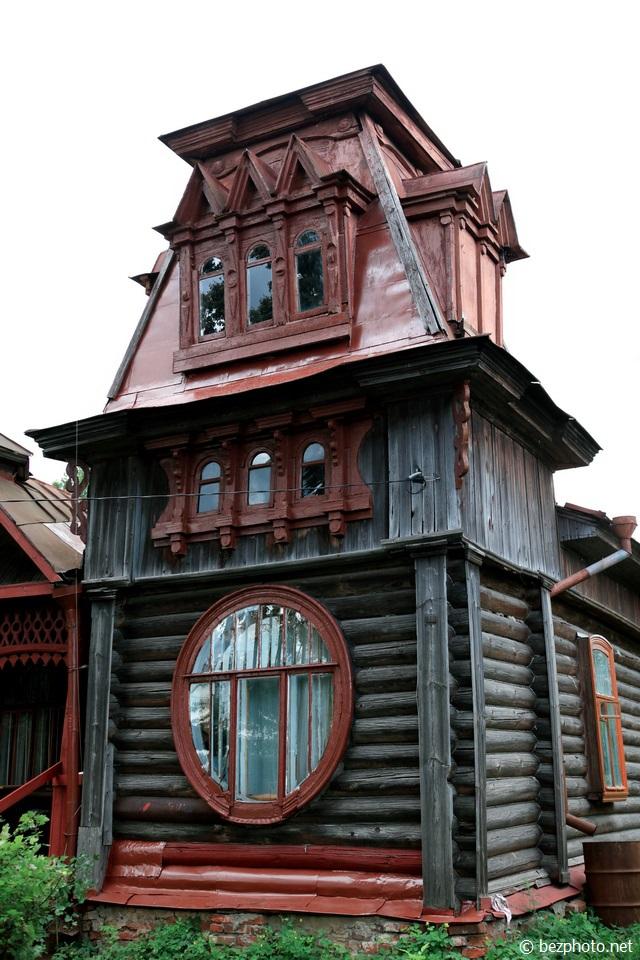 кимры дом рыбкиных