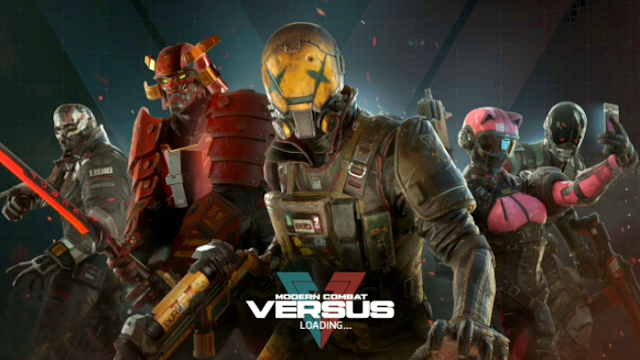 Download Modern Combat Versus v1.0.12 Apk Data for Android