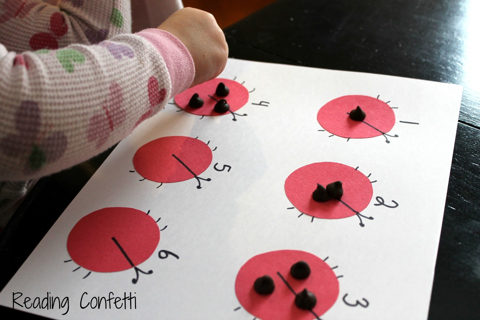 5 Simple Games For Teaching Number Recognition Reading