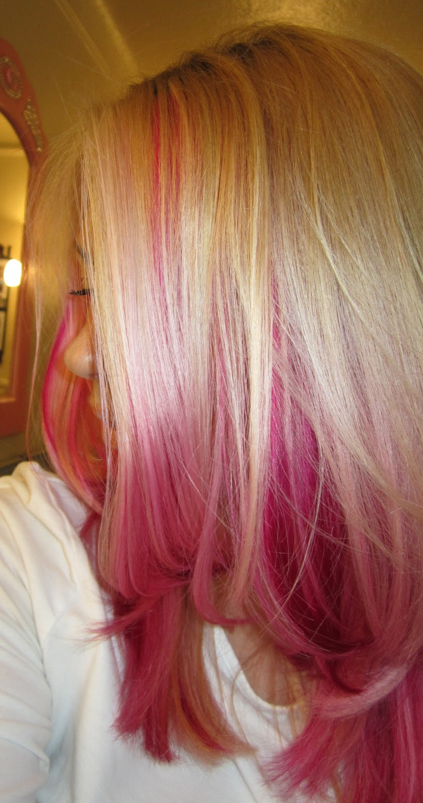 Sam Schuerman How To Dye Your Hair Pink