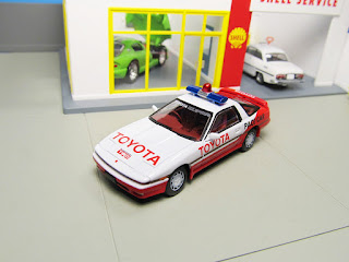 Tomica Limited Vintage  LV-N141a  Toyota Supra Pace Car