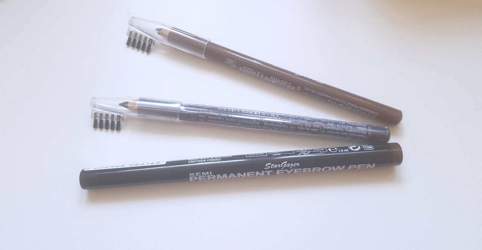 Stargazer Permanent Eyebrow Pen Brown Stargazer Eyebrow Pencil 2