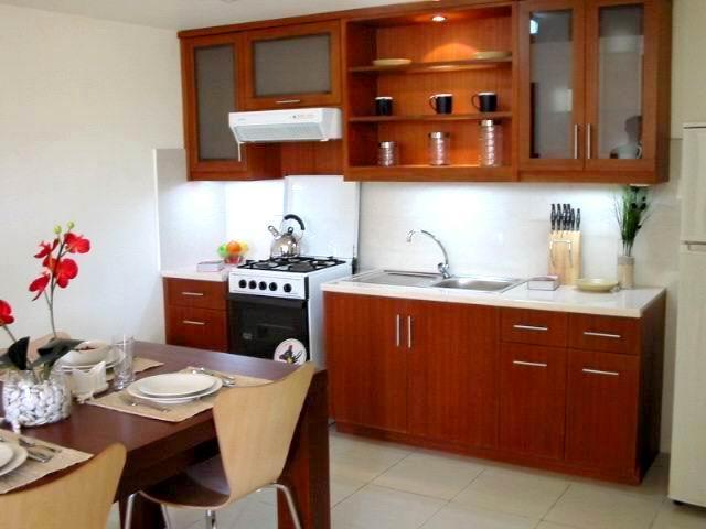 42+ Top Ide Desain Lemari Gantung Kaca Dapur