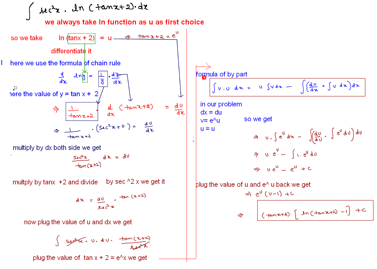 Free Online Help Example Of A Substitution Method How To Solve