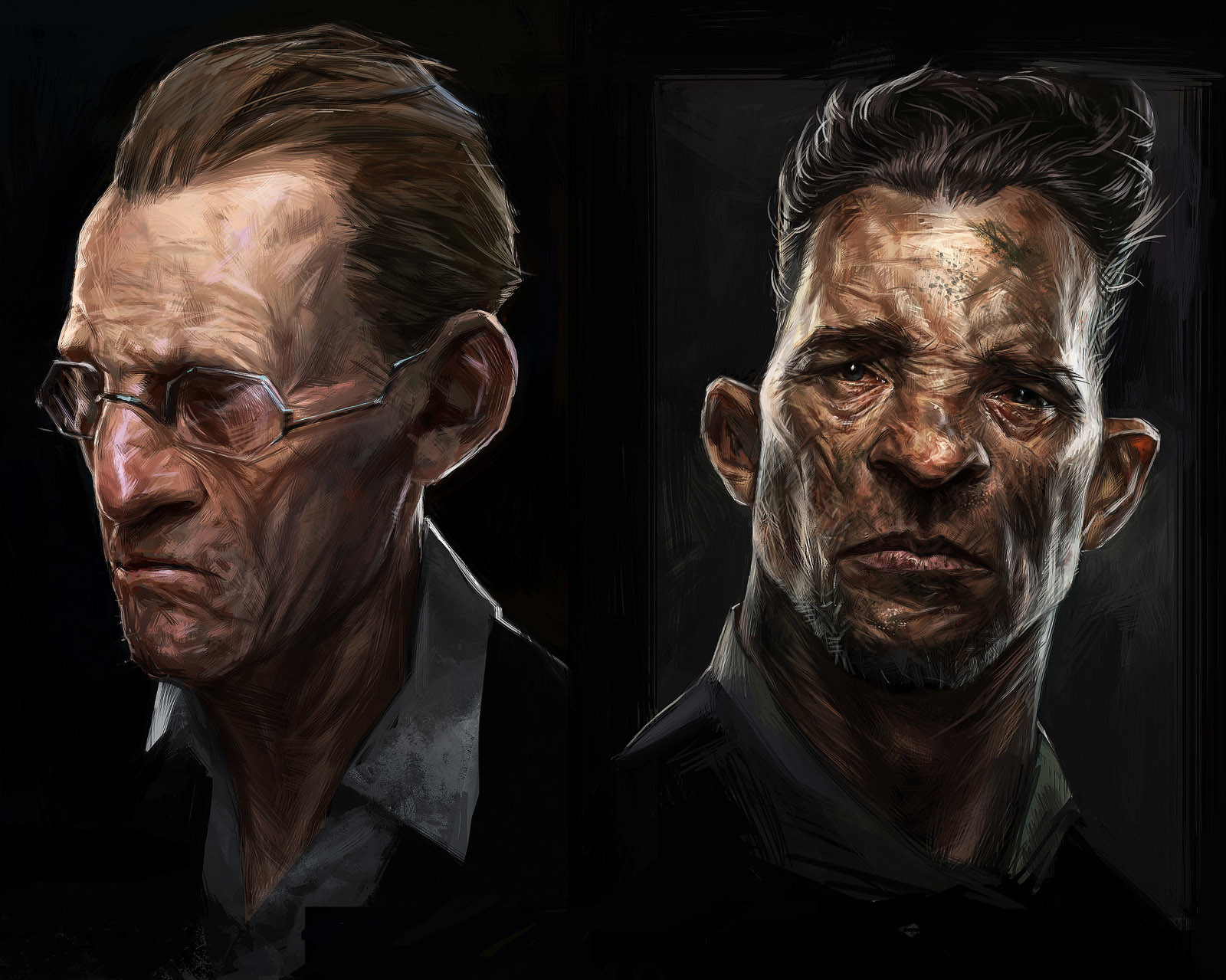 The Movie Sleuth Images The Art Of Dishonored 2