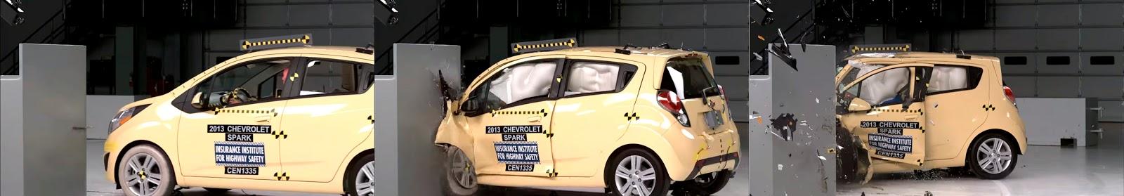 2015 Chevrolet Spark Gt Conduccin Y Seguridad