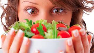 Penurunan Berat Badan dengan Antioksidan Buah Sayuran