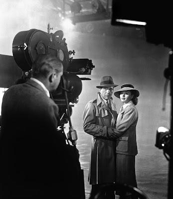 """""""Shannon Mulholland"""" Bogart Casablanca"""