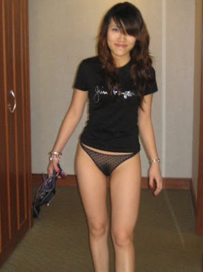 Asian public nude girls