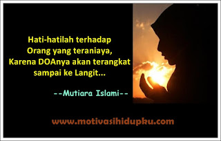 Inilah Doa Orang Yang Teraniaya Dan Terzalimi Dalam Al Quran