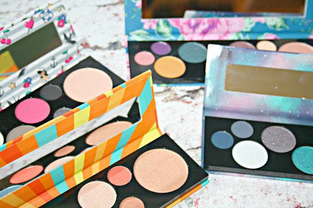 ESSENCE FACE & EYE PALETTE Shades