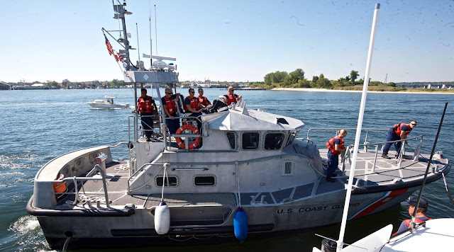 47' Motor Lifeboat. Photo by Greg Porteus