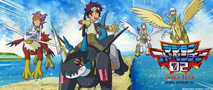 جميع حلقات انمي Digimon Monsters 2 الموسم الثاني مترجم (تحميل + مشاهدة مباشرة)