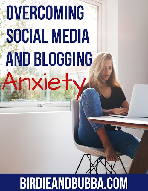 Overcoming Social Media and Blogging Anxiety