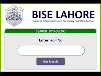 Lahore Board Results - 9th result, 10th result, intermediate part 1, 2 result